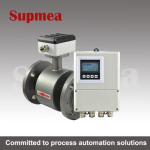 Sea Water Pipeline Electromagnetic Industrial Waste Water Flowmeter pictures & photos
