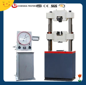 We-300A Dia Display Hydraulic Universal Testing Equipments pictures & photos