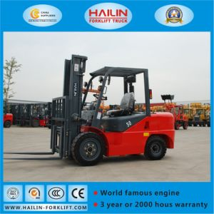 Economic Diesel Forklift with Competitive Prices pictures & photos
