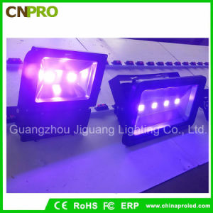 10watt/20watt/30watt/50watt 380nm 390nm 395nm 400nm UV LED Floodlight for Curing pictures & photos