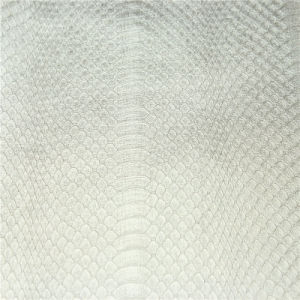 Python Skin PU Leather for Sofa-Dukemolh pictures & photos