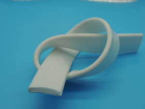 Customized Silicone Dense Rubber Sealing Strip pictures & photos