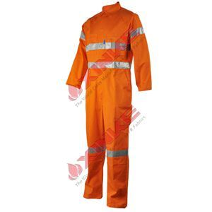 SGS Safety Cn Fire Resistant Workwear with Reflective Tape