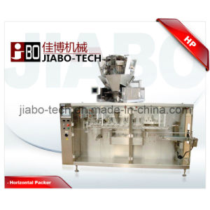 Horizontal Pre-Made Pouch Granule Packing Machine (HPP200) pictures & photos
