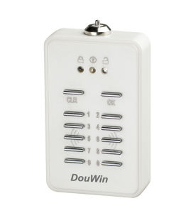 Douwin Biometric Fingerprint PC Door Lock pictures & photos