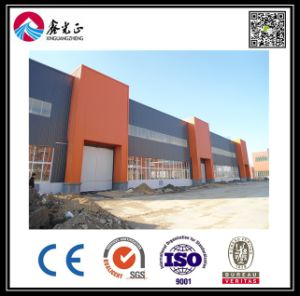 Prefab Steel Structure Warehouse (BYSS-000) pictures & photos