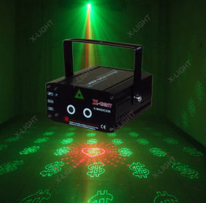 Disco Red&Green 20 Graphics Fireworks Laser Light for Party/KTV/Club/Christmas/Holiday pictures & photos