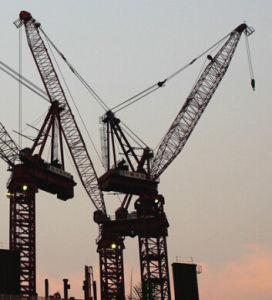 China Luffing Jib Construction Cranes (EL15/22)