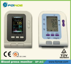 Bp-a Hot Selling CE Approved Finger Blood Pressure Monitor pictures & photos