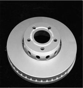 Auto Spare Parts Front Axle Brake Disc for Renault 6001539659 pictures & photos