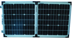 Folding Solar Panel 60W Portable Type with Controller pictures & photos