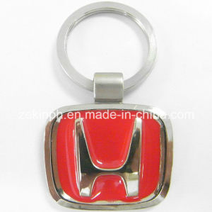 Customized High Quality Brand Car Logo Metal Keychain pictures & photos