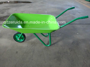 Manufacturer Supply Children′s Wheel Barrow Toy to South Africa (WB0100) pictures & photos