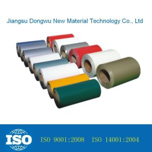 1100, 3003, 3004 Color Coated Aluminum Coil with PE/PVDF