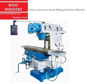 Universal Swivel Head Milling Machine (MK6436) pictures & photos