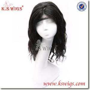 High Quality Virgin Malaysian Hair Wig pictures & photos
