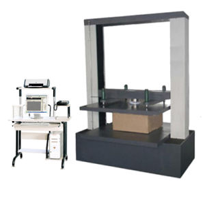 Large Capacity Carton Box Compression Strength Test Machine / Corrugated Box Compressive Fatigue Tester pictures & photos