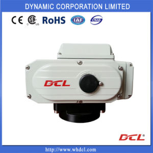 Dcl Electric Actuator Cutting off Ball Valve pictures & photos