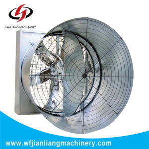 Butterfly Cone Industrial Ventilation Exhaust Fan pictures & photos