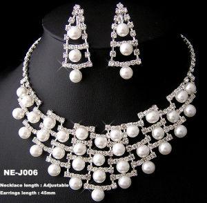 New Design Fashion Jewelry Set (NE-J006)