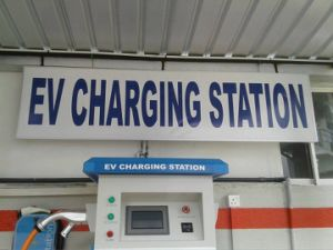 Chademo Electric Car Charging Stations pictures & photos