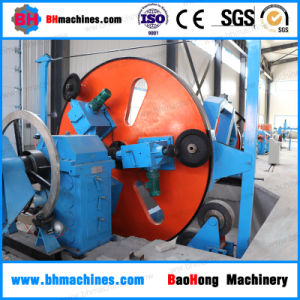 Gear Twist Type Cable Twisting Machine in Cable Manufacturing Equipment pictures & photos
