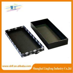 Black Paper Box, Cardboard Paper Box, Paper Box with Lid
