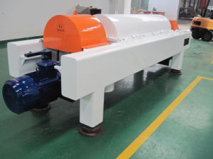 Horizontal Decanter Centrifuge with Inverter pictures & photos