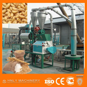 50t/D Complete Set Wheat Flour Milling Machine pictures & photos