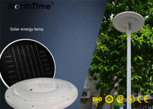 Remote Control Phone APP Round Solar Garden Light pictures & photos
