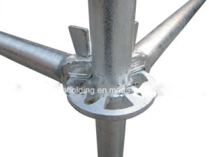 Construction Ringlock Used Scaffolding for Sale pictures & photos