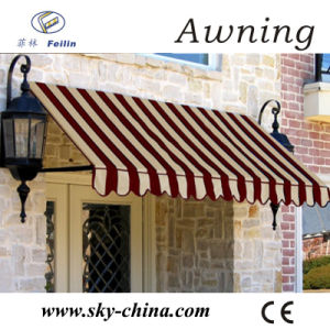 High Quality Automatic Polyester Retractable Awning Arms with CE Approved pictures & photos