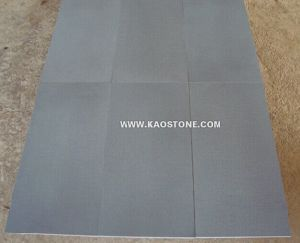 Honed Dark Grey Basalt Tiles for Floor Paving pictures & photos