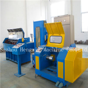 Medium Spped Copper Wire Drawing Machine (HXE-17MDS) pictures & photos