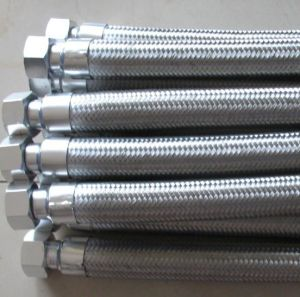 Stainless Steel Flexible Metal Hose with Fittings pictures & photos