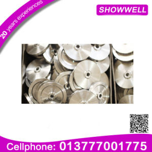 CNC Machining Parts with Zinc Plated pictures & photos