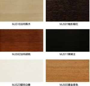 OEM/ODM WPC Decorative Material Profile Cornice (PJ-1515) pictures & photos