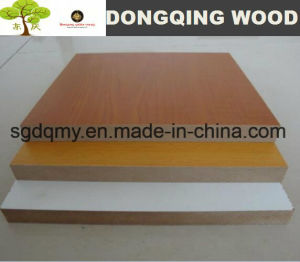 15mm 18mm Melamine Laminated MDF From Manufacturer pictures & photos