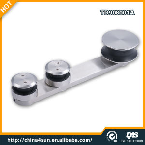 2014 Hot Sale Stainless Steel Glass Sliding Door Roller for Customized