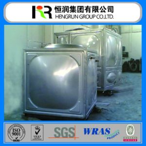 Stainless Steel / GRP / Galvanized Ater Tank for Water Storage pictures & photos