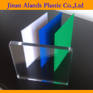China High Quality Clear and Colorful Cast Acrylic Sheet pictures & photos