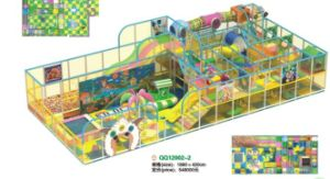 Kids Indoor Playground QQ12002-2 pictures & photos