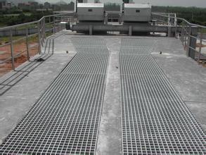 China Low Price Floor Galvanized Steel Grid
