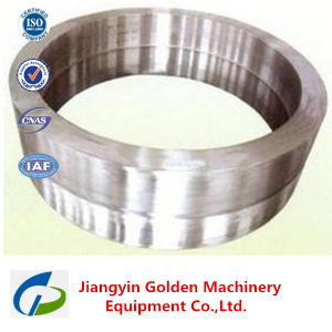 Forged Big Sized 1045 1055 Steel Gear Ring pictures & photos