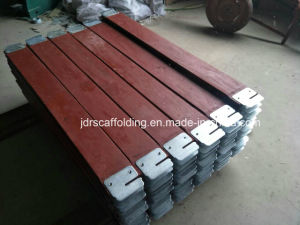 Ringlock System Wooden Toe Board B001 pictures & photos