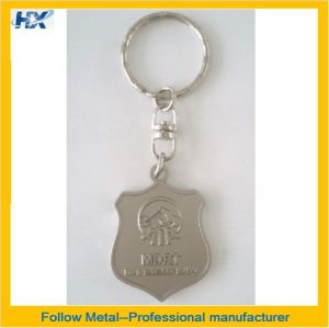 Key Chain with Matt Nickel Plated pictures & photos