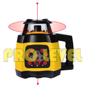 High Precision Auto-Leveling Rotary Laser Level (SRE-2010) pictures & photos