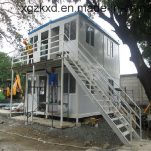 Modular Office Container Camping House Home pictures & photos