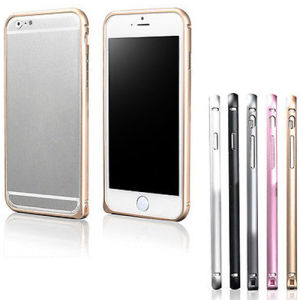 Utra Thin Slim Hard Aluminum Metal Bumper Case Cover for Apple iPhone 6/6plus pictures & photos