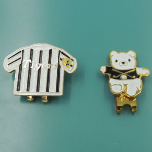 Cute Shaped Metal Hat Clip/Hat Clip for Decoration pictures & photos